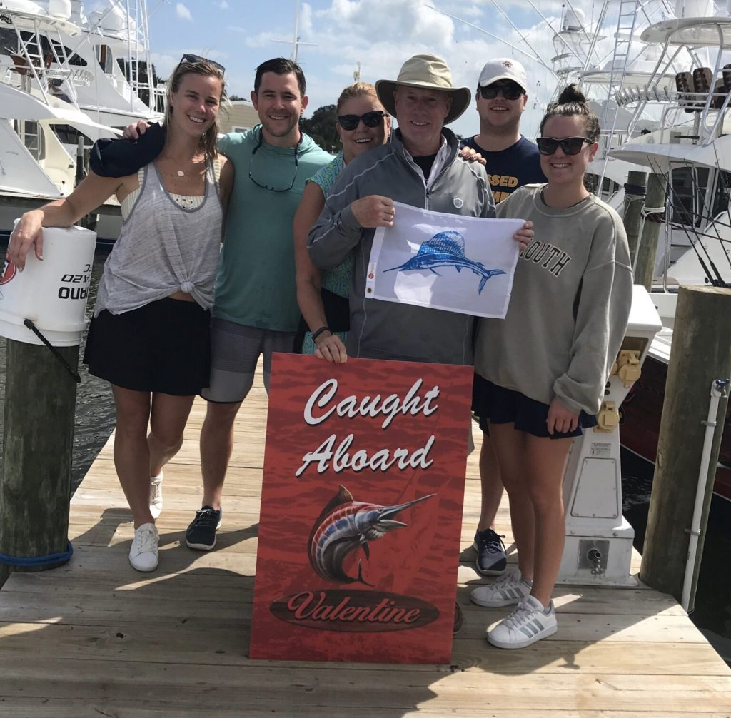 Stuart Florida Sailfish Trips