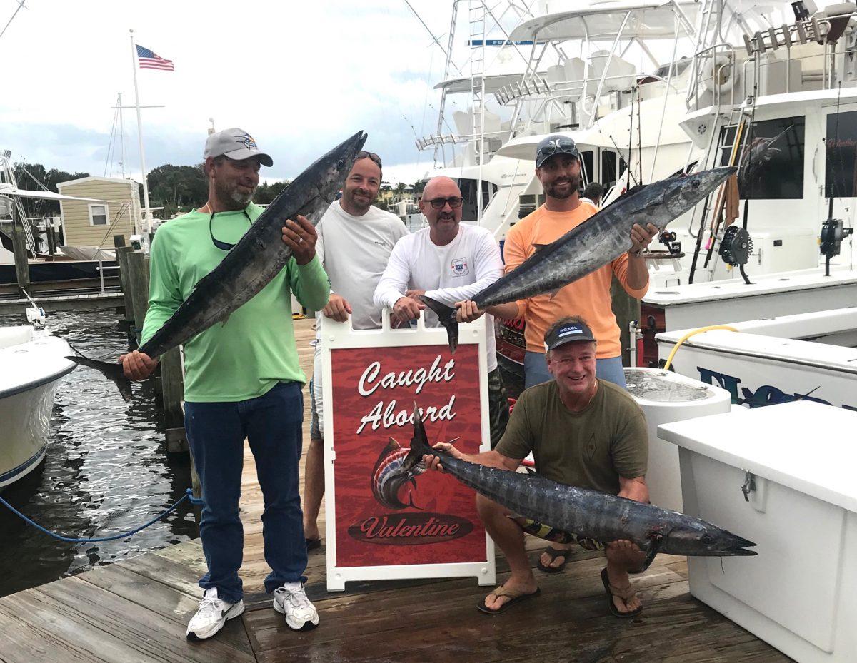 Tuna Corner Fishing Charters.