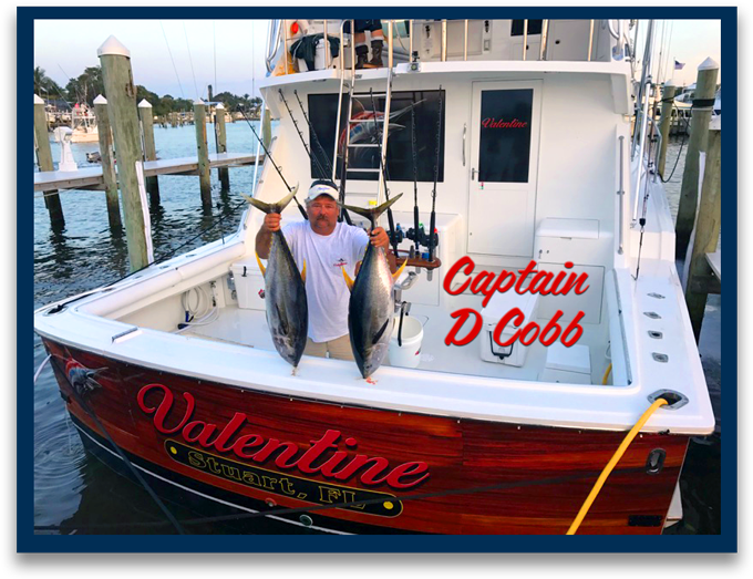 South Florida Deep Sea Captain Darrin Cobb