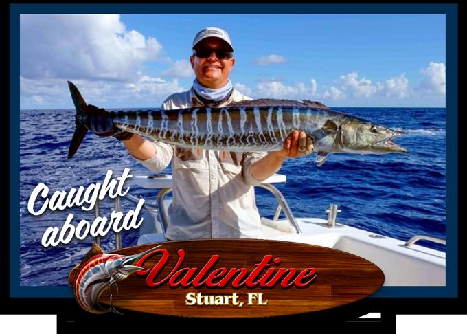 Valentine Sportfishing Charters Stuart Florida
