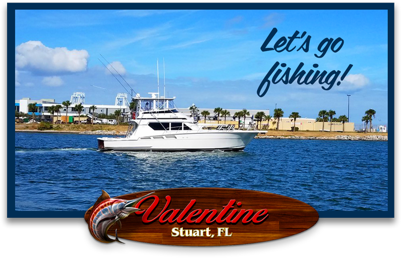 Our Boat The Valentine Deep Sea Fishing Trips in Stuart Florida